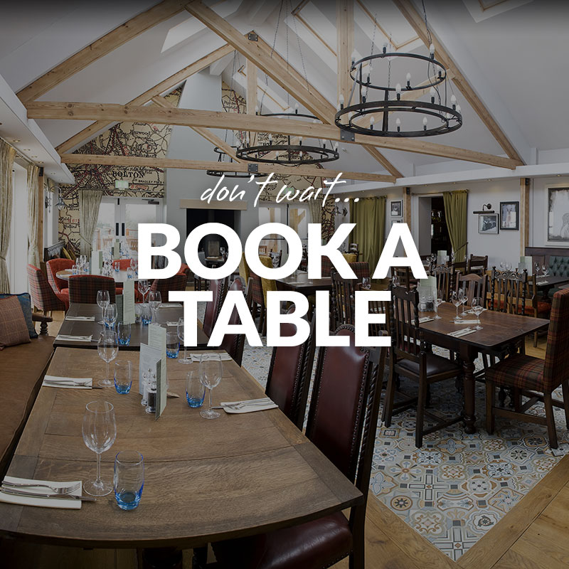Book a Table at the Pack Horse